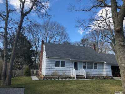 Hampton Bays Single Family Home For Sale: 9 Gardenia Ave