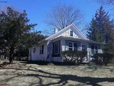 Hampton Bays Single Family Home For Sale: 83 W Bay Ave