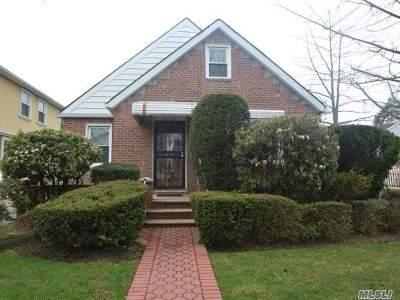 Bellerose, Glen Oaks Single Family Home For Sale: 82-28 255th St