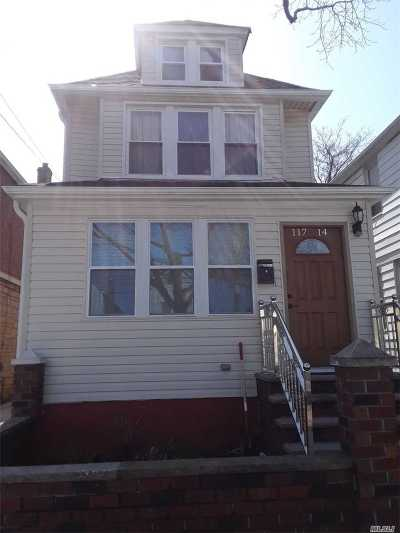 Queens County Rental For Rent: 117-14 146th Street #Room