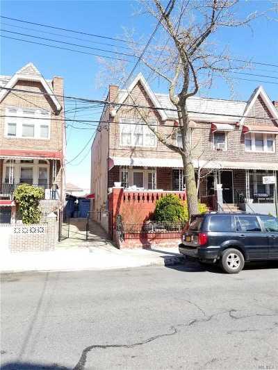 Brooklyn Multi Family Home For Sale: 763 E 46th St
