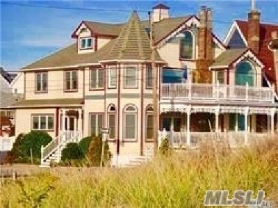 Point Lookout Single Family Home For Sale: 110 Ocean Blvd