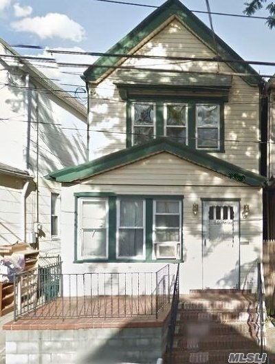 Woodhaven Multi Family Home For Sale: 86-25 77th St