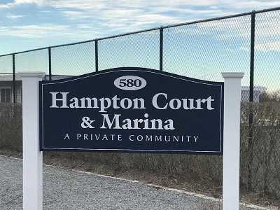 Westhampton Rental For Rent: 580 Dune Rd #14