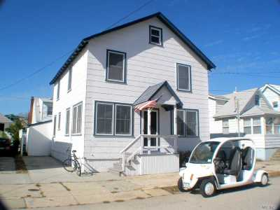 Point Lookout Single Family Home For Sale: 83 Baldwin Ave