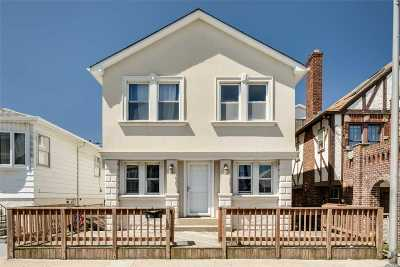 Long Beach NY Single Family Home For Sale: $575,000