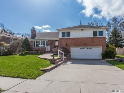 Westbury Single Family Home For Sale: 1924 Stratford Dr