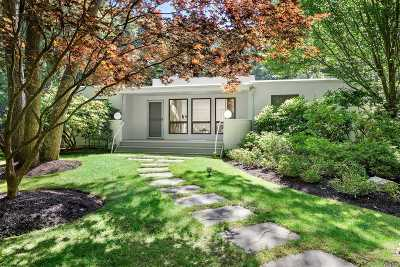 Quogue Single Family Home For Sale: 27 Park Cir