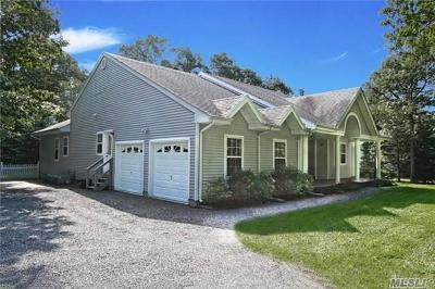 Westhampton Rental For Rent: 12 Wood Hollow Dr
