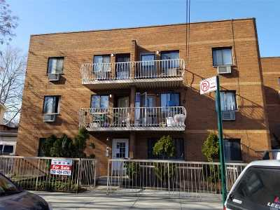 Flushing Condo/Townhouse For Sale: 102-21 Nicolls Ave