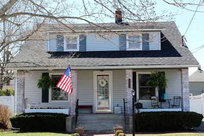Patchogue Single Family Home For Sale: 112 Cedar Ave