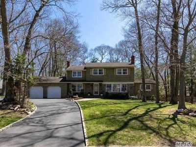 Smithtown Single Family Home For Sale: 9 Sandpiper Ct