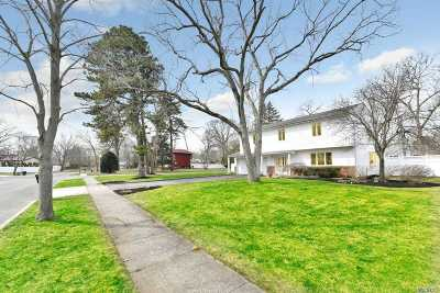 Hauppauge Single Family Home For Sale: 280 Bow Dr