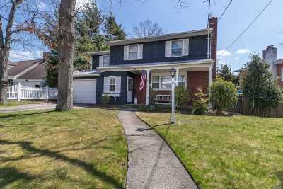 Rockville Centre NY Single Family Home Sold: $689,000
