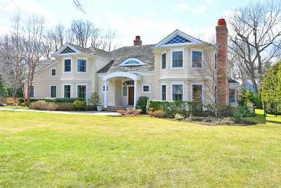 Manhasset NY Single Family Home Under Contract: $4,799,000
