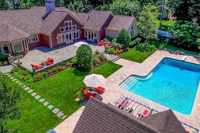 Syosset Single Family Home For Sale: 537 Split Rock Rd
