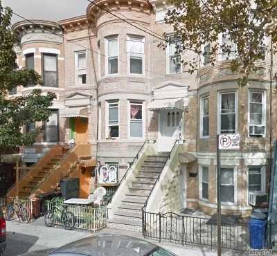 Ridgewood Multi Family Home For Sale: 60-91 70th Ave