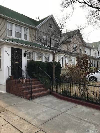 Brooklyn Single Family Home For Sale: 1340 Albany Ave