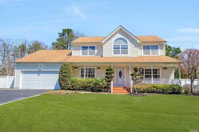 Nesconset Single Family Home For Sale: 153 S Hillside Ave