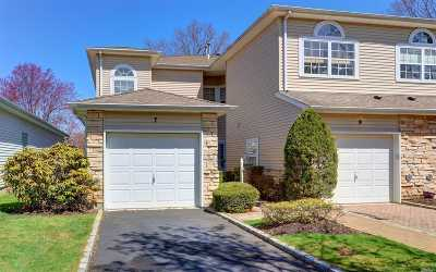 Hauppauge Condo/Townhouse For Sale: 7 The Greens