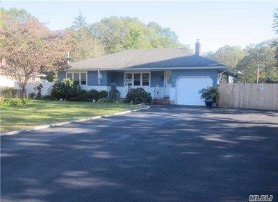 Islip Single Family Home For Sale: 24 Sea Cliff St