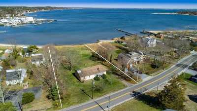 Hampton Bays Single Family Home For Sale: 23 Canoe Place Rd