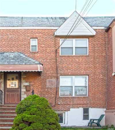 Astoria Single Family Home For Sale: 20-04 37 St