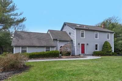 Setauket NY Single Family Home For Sale: $689,000