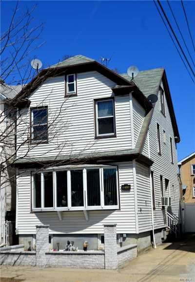 Ozone Park Single Family Home For Sale: 101-49 98 Street