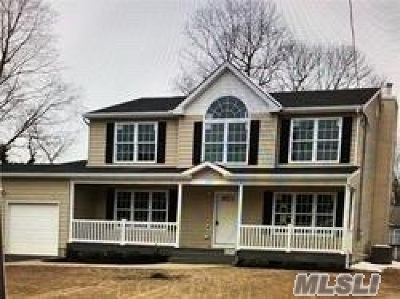 Farmingville Single Family Home For Sale: Lot 29 Hanrahan Ave