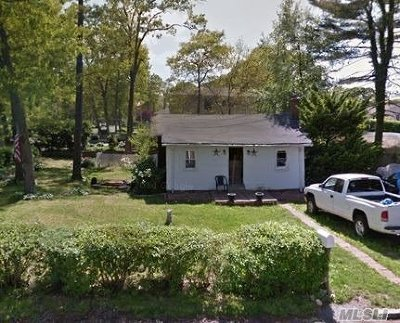 Ronkonkoma Single Family Home For Sale: 304 Woodlawn Ave