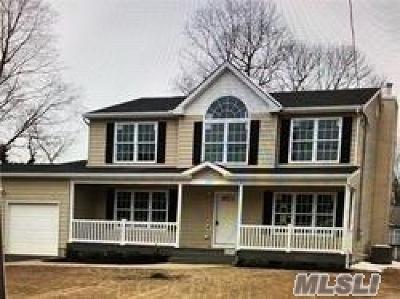 Farmingville Single Family Home For Sale: Lot 30 Hanrahan Ave