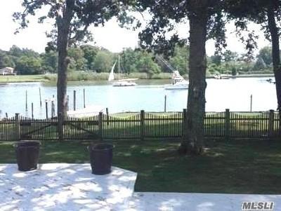 Center Moriches Single Family Home For Sale: 127 Hewitt Blvd