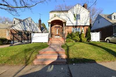 Jamaica Estates Single Family Home For Sale: 81-89 Utopia Pkwy