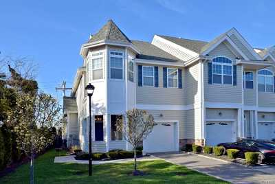Patchogue Condo/Townhouse For Sale: 135 Jackie Ct