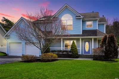 Manorville Single Family Home For Sale: 6 Windjammer Xing