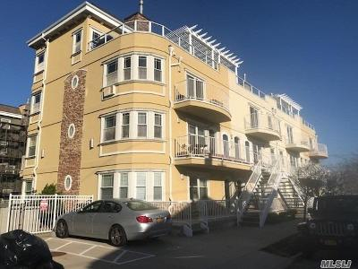 Rockaway Park Condo/Townhouse For Sale: 175 Beach 100th St #8A