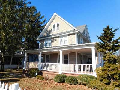Cedarhurst Single Family Home For Sale: 207 Avery Pl