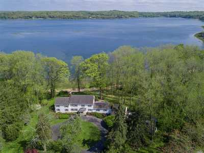 Nissequogue Single Family Home For Sale: 1 Rassapeague