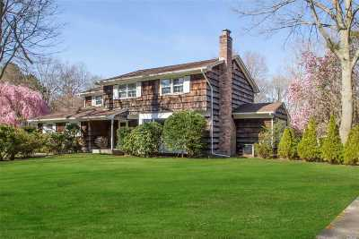 Miller Place Single Family Home For Sale: 19 Rolling Rd