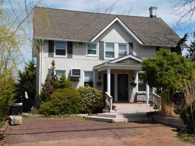 Woodmere Single Family Home For Sale: 116 Combs Ave