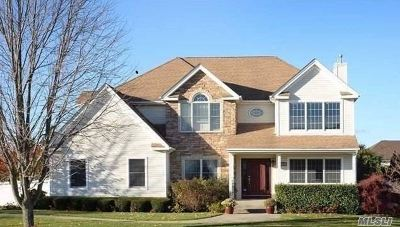 Dix Hills Single Family Home For Sale: 131 Fig Dr