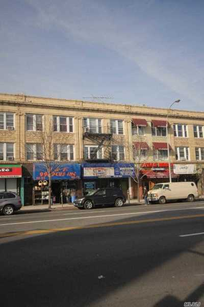 Jackson Heights Multi Family Home For Sale