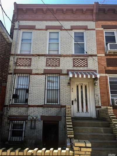 Brooklyn Multi Family Home For Sale: 384 Van Siclen Ave