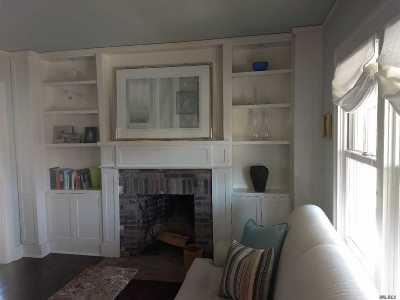 Southampton Single Family Home For Sale: 75 Willow St