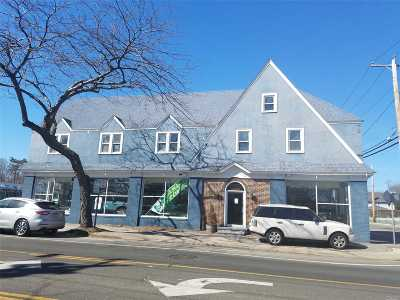 Bay Shore Commercial For Sale: 193 W Main St