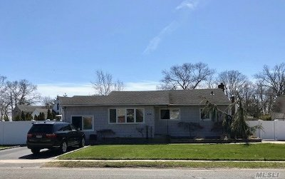 W. Babylon Single Family Home For Sale: 266 Arnold Ave