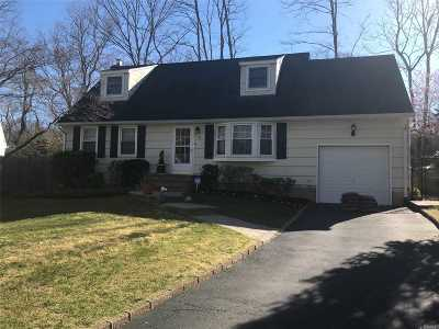 Huntington Sta NY Single Family Home For Sale: $479,000