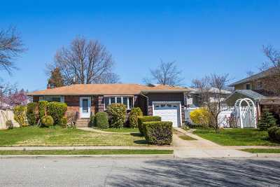 Hicksville Single Family Home For Sale: 63 Summit St