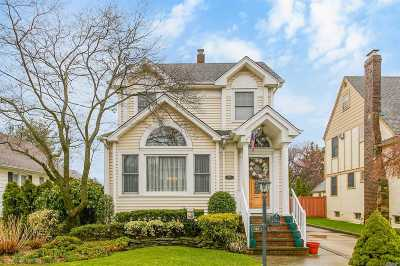 Rockville Centre Single Family Home For Sale: 110 Pine St